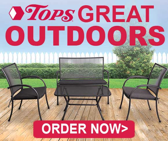TOPS Great Outdoors Online Ordering