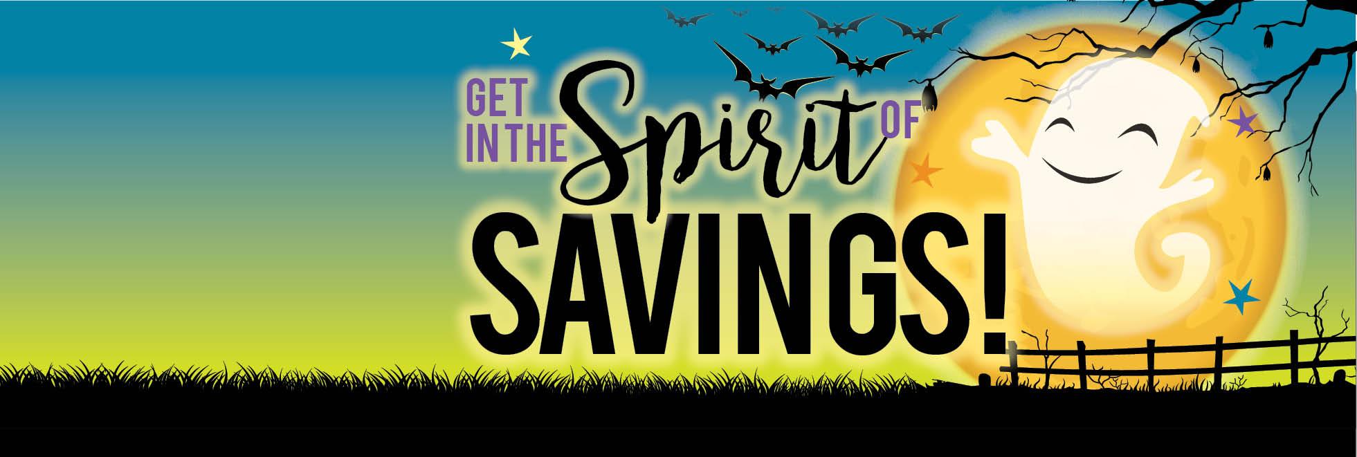 Spirit of Savings