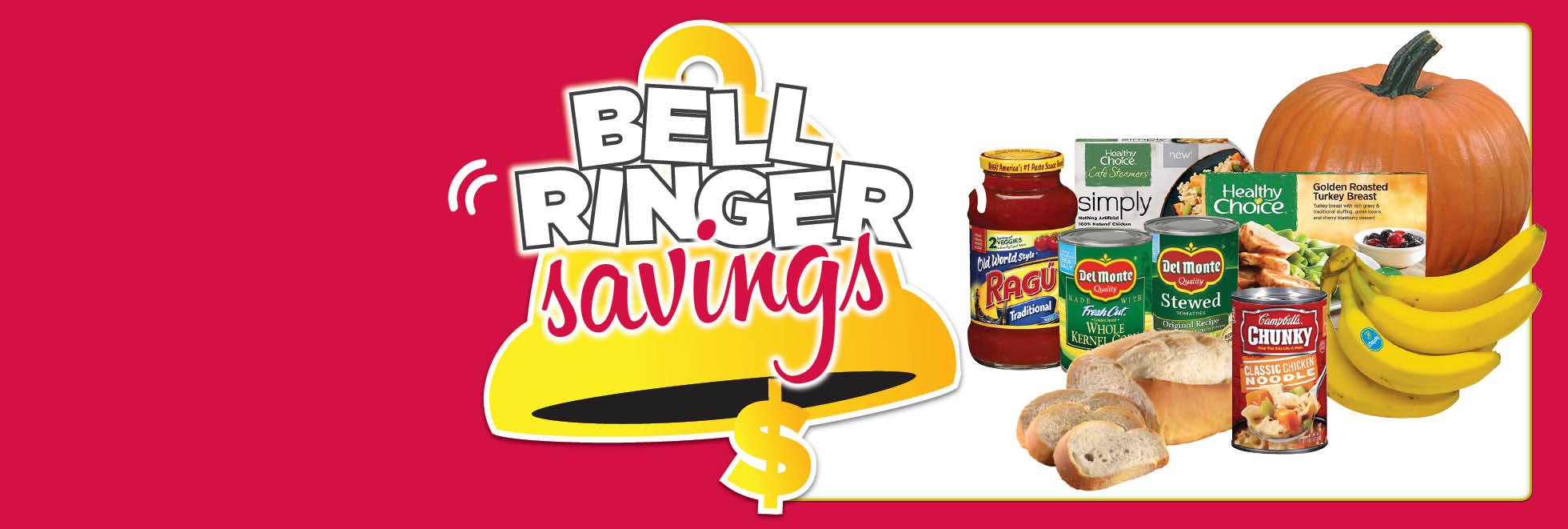 Bell Ringer Savings