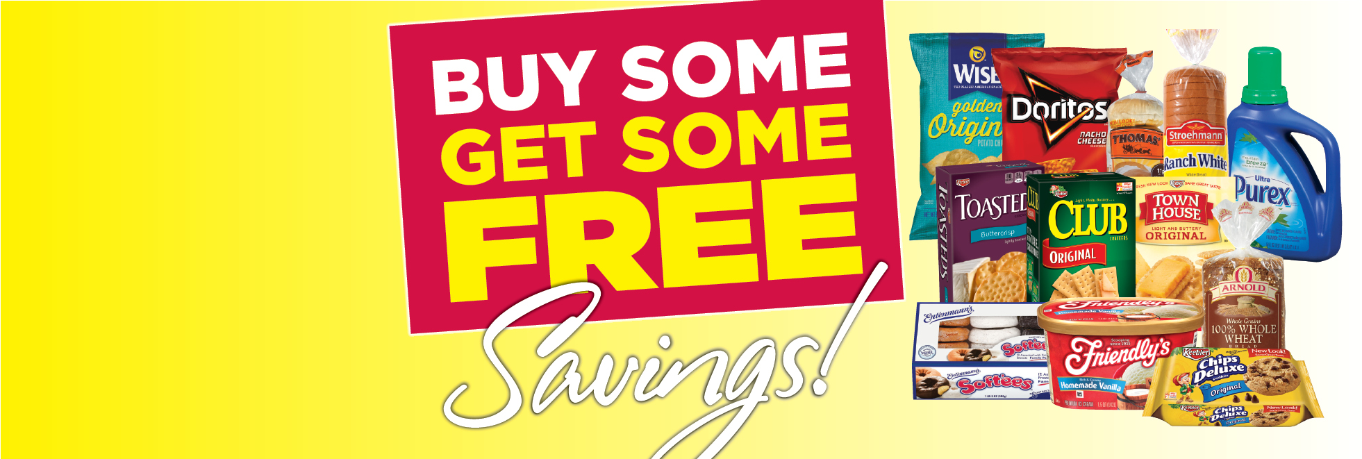 Buy Some Get Some Free Savings