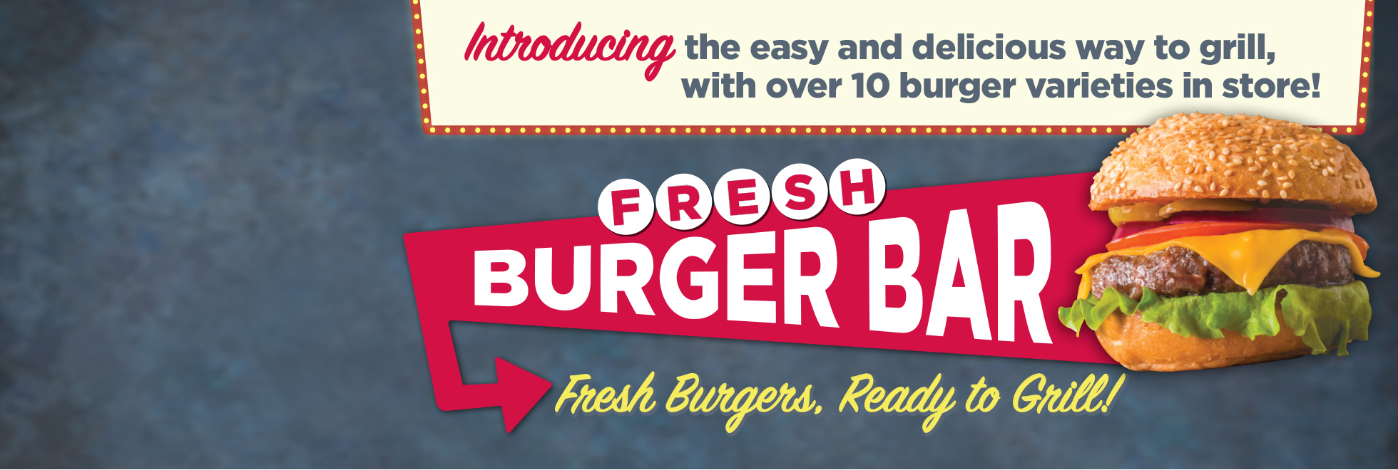 Fresh Burger Bar
