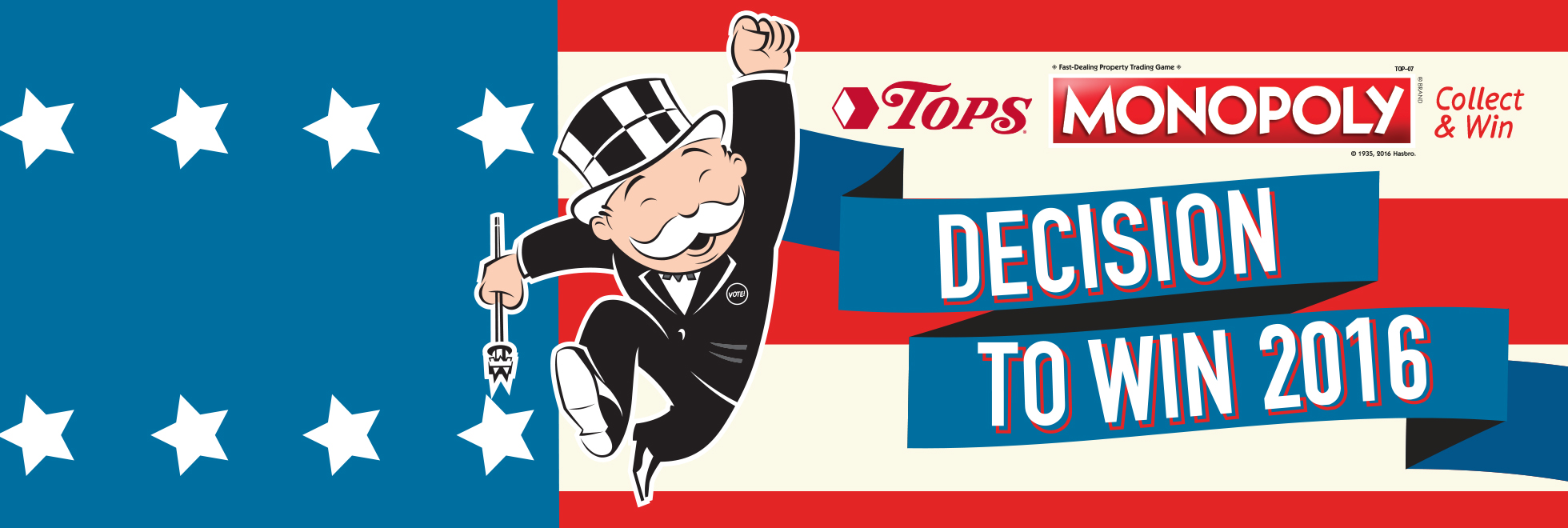 Grab Your Share of the American Dream. Play Monopoly In Store