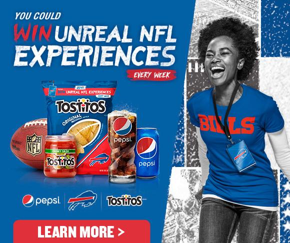 Pepsi NFL Experience