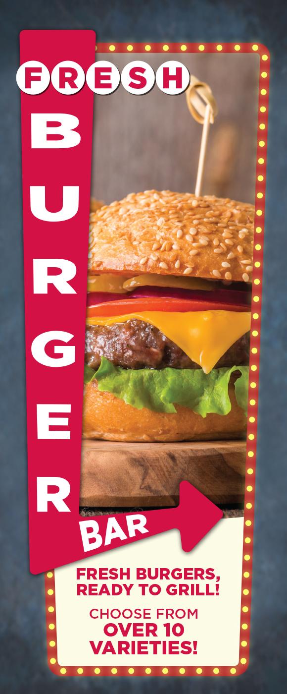 TOPS Burger Bar