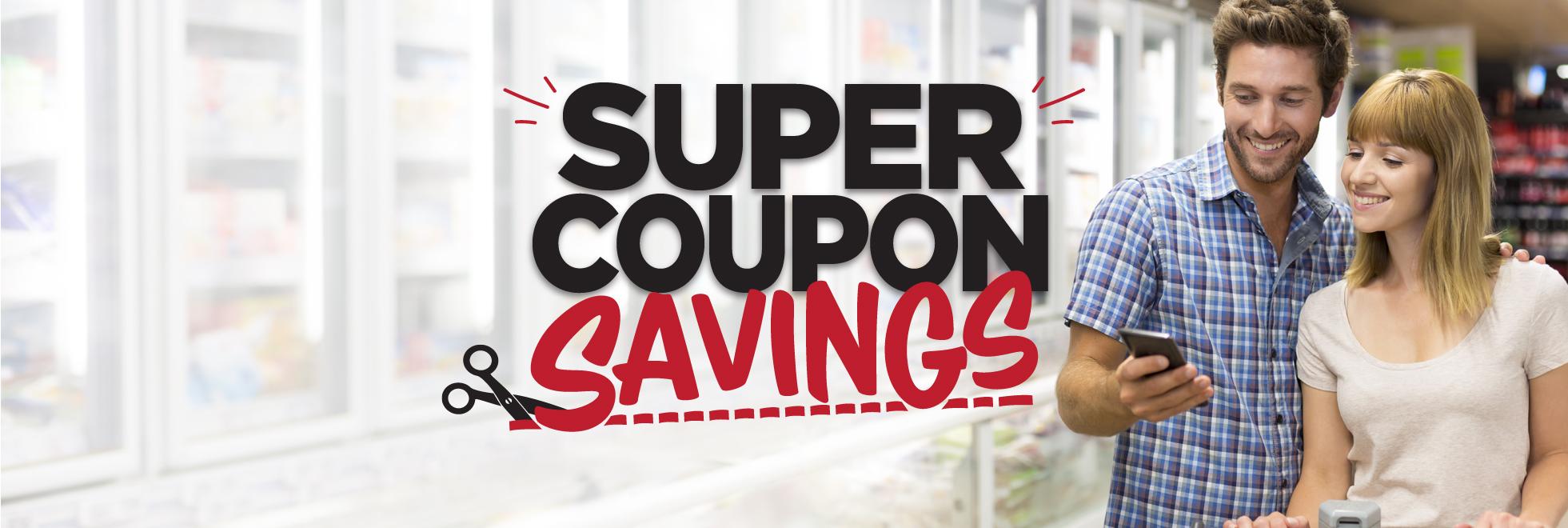 Super Coupon Savings