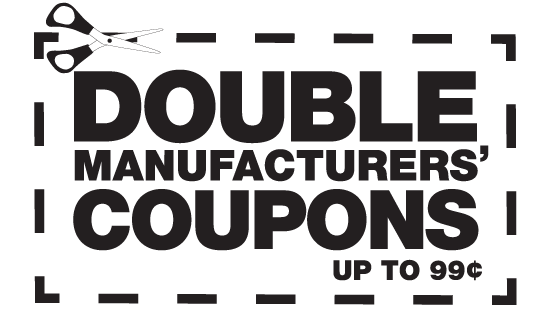 Double Coupons Logo
