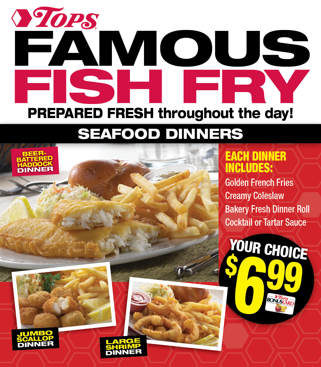 Tops Food Market Weekly Flyer