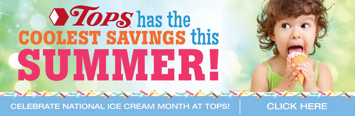 Celebrate National Ice Cream Month