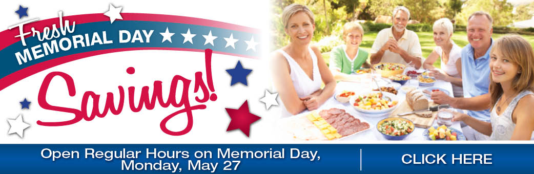 Memorial Day Favorites