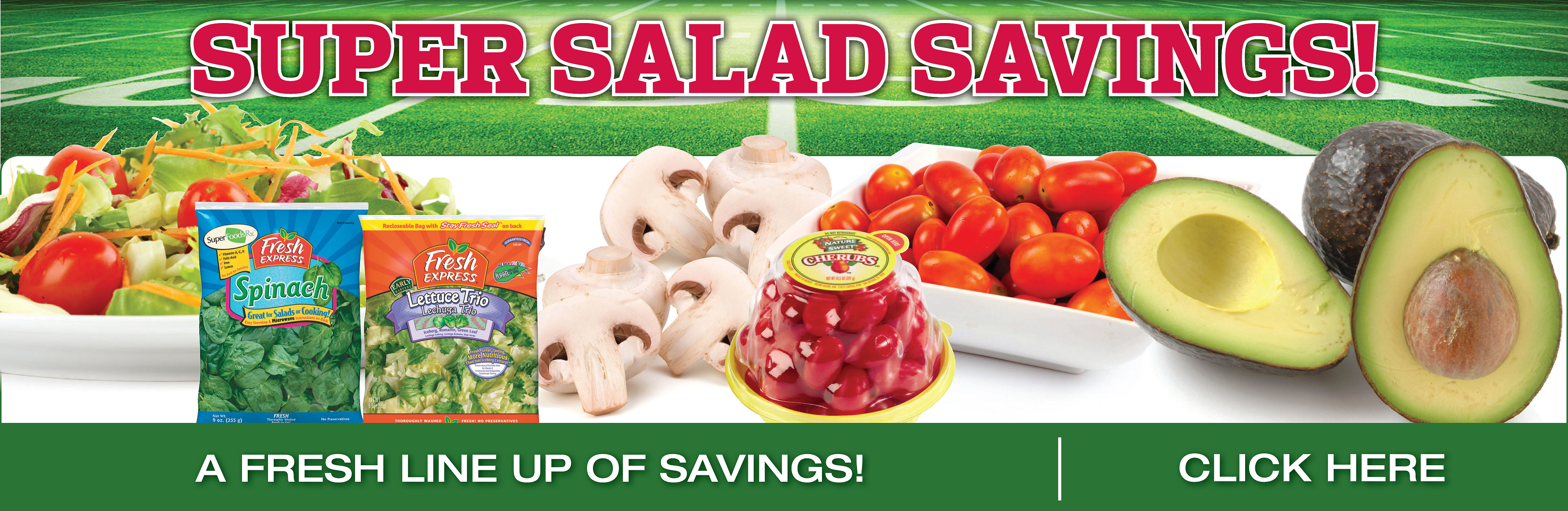Super Salad Savings
