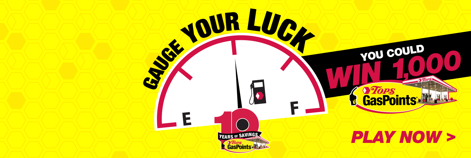Gauge Your Luck