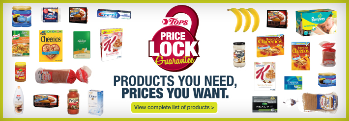 Price Lock Guarantee