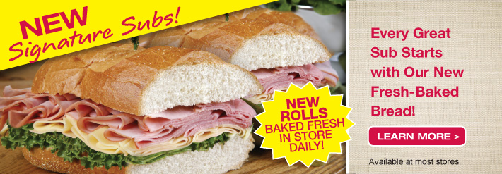 TOPS Signature Subs