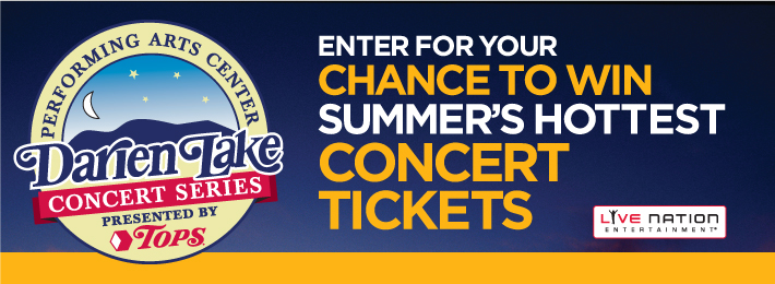 Win Tickets For This Summers Hottest Concerts