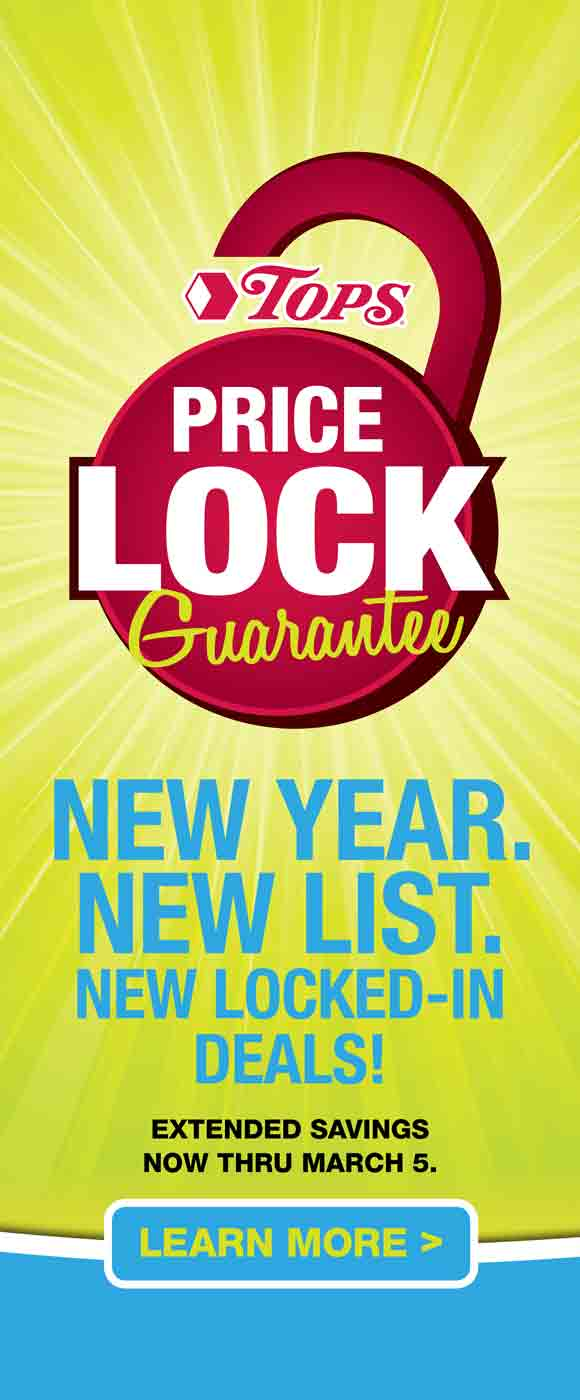 New Year New List of Guaranteed Low Prices