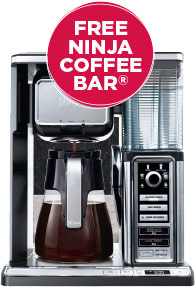 Ninja Coffee Maker Black Friday Deal : Enter to Win a Ninja Coffee Bar From Tops Money Saving Quest